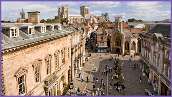 Purple WiFi to deliver WiFi offering for City of York